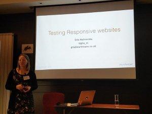 Gita Malinovska -Testing Responsive Websites